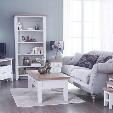 Toulouse White-Painted Furniture